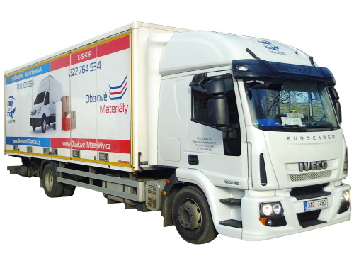 Photo of Iveco 42m3 box (EuroCargo ML120E25)