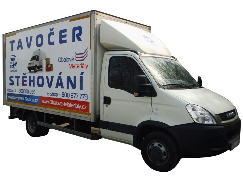 Photo of Iveco 21 m3 box (Daily35C13)
