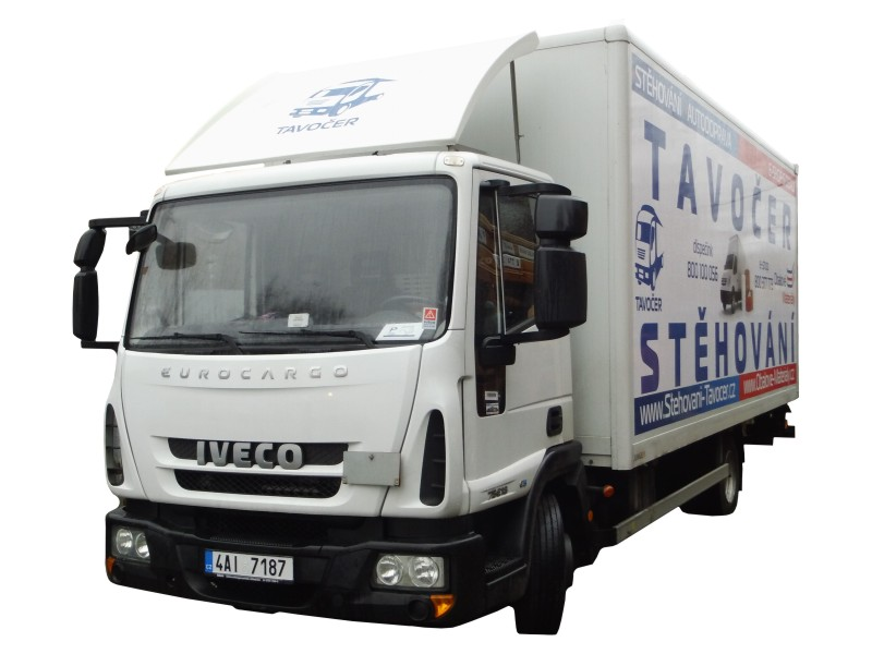 Photo of Iveco 36m3 box (EuroCargo)